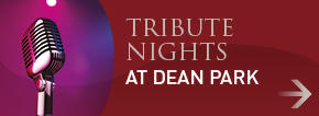 Tribute Night at the Dean Park